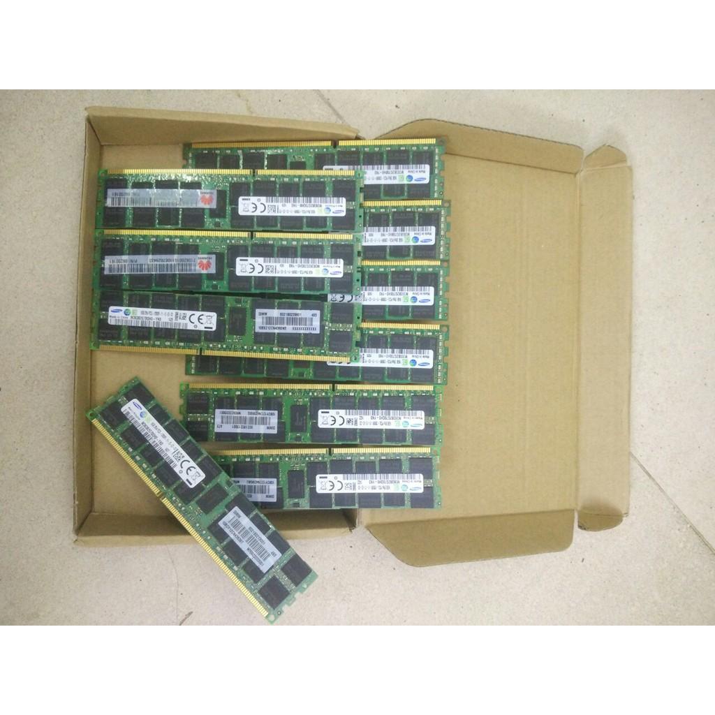 RAM Server Samsung DDR3 16GB ECC REG Bus 1600buss Giá chỉ 650.000₫
