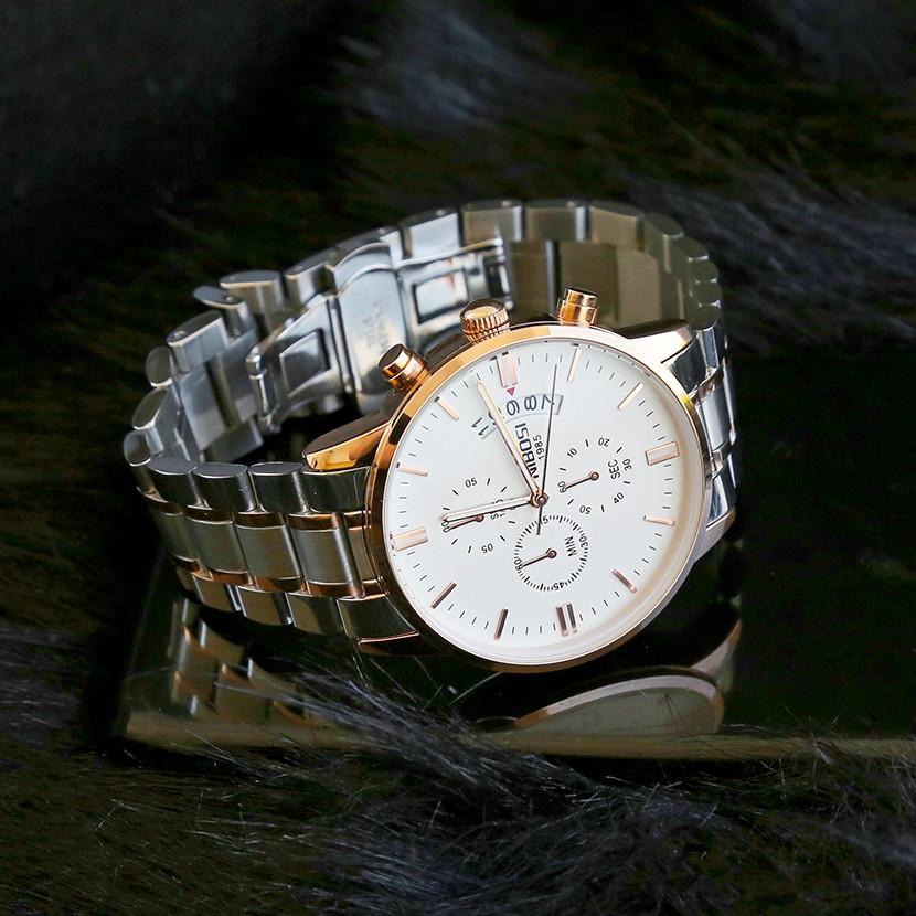 [Tặng vòng tay]Đồng hồ nam NIBOSI chính hãng NI2309.07 kiểu dáng trẻ trung