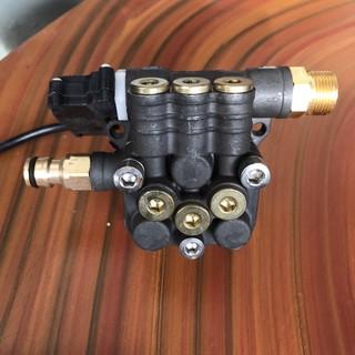 Đầu bơm máy rửa xe 2208( đầu rửa mini gia đình)