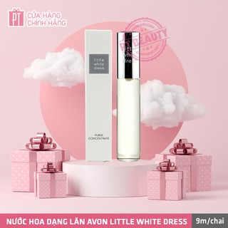 [ĐÀI] Nước Hoa Nữ Avon Little White Dress dạng lăn 9ml (Trắng) thumbnail