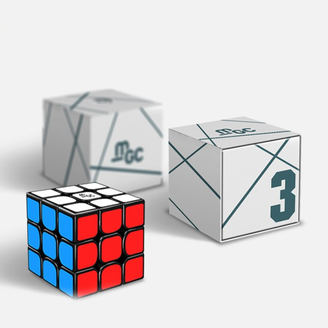 3x3 Magic Cube Intellectual Development Amazing Smart Cube for Kids Adults
