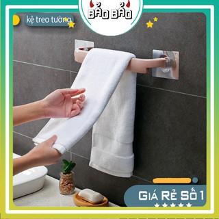 giá treo khăn dán tường nhà tắm siêu chắc chịu lực 3-5kg [ FREE SHIP ]