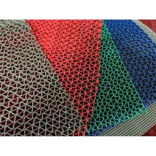 Thảm lưới nhựa chống nước chống trơn trượt lót sàn nhà tắm 1,2mX1,0m đảm bảo vệ sinh