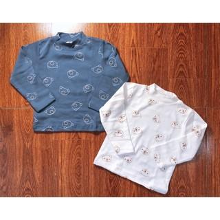áo nhiệt hộp giữ nhiệt cho bé, áo cotton giữ nhiệt cho bé