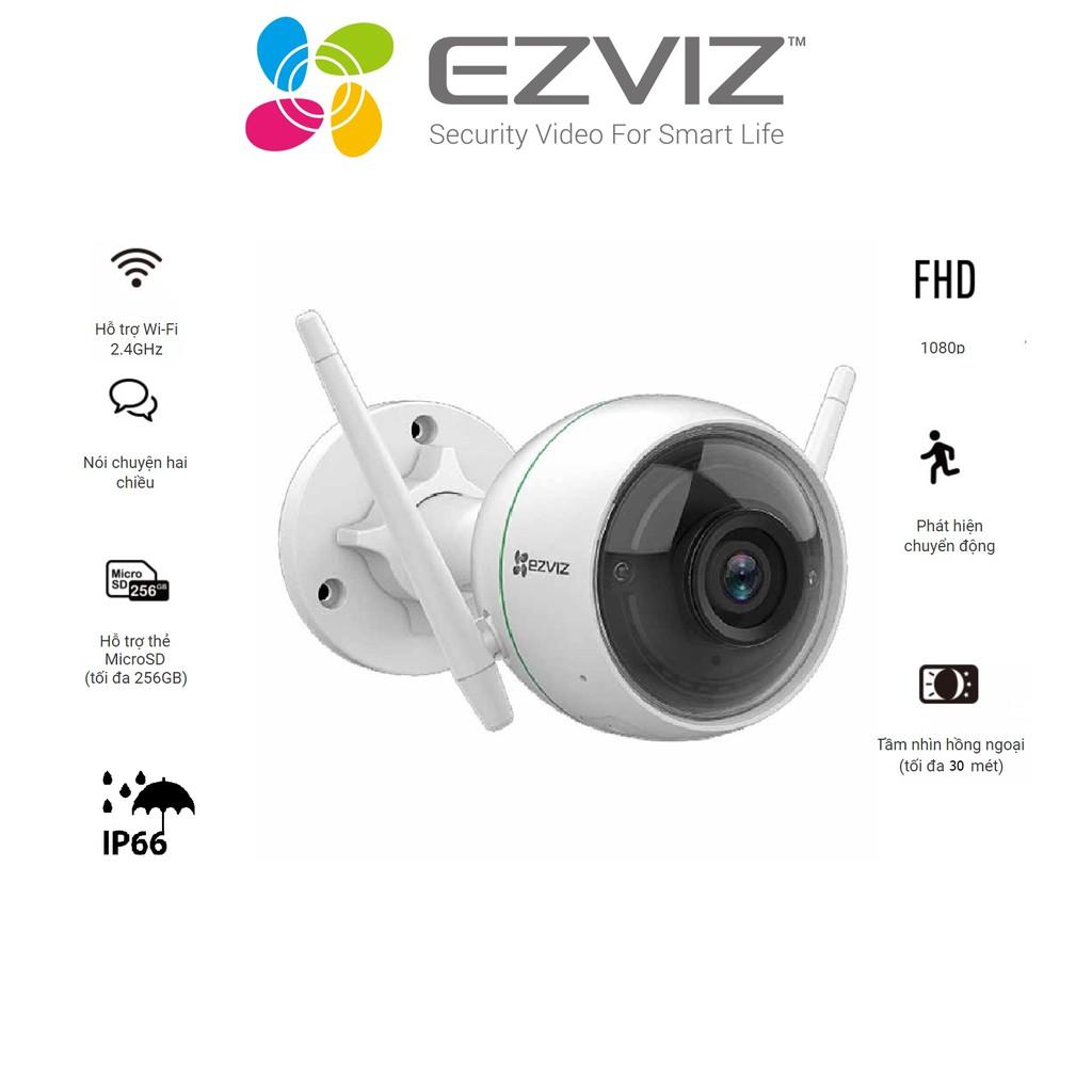 Camera Wifi gắn ngoài trời EZVIZ_CS-CV310 (C3WN) (1080P) - Hàng chính hãng