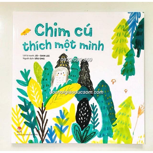 sách truyện thiếu nhi: Chim cú thích một mình - Kim Đồng - 2643381 , 833648064 , 322_833648064 , 36000 , sach-truyen-thieu-nhi-Chim-cu-thich-mot-minh-Kim-Dong-322_833648064 , shopee.vn , sách truyện thiếu nhi: Chim cú thích một mình - Kim Đồng