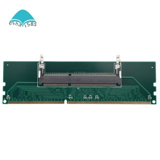 Laptop SO-DIMM DIMM Connector Adapter DDR3 New adapter of laptop Internal Memory to Desktop RAM thumbnail