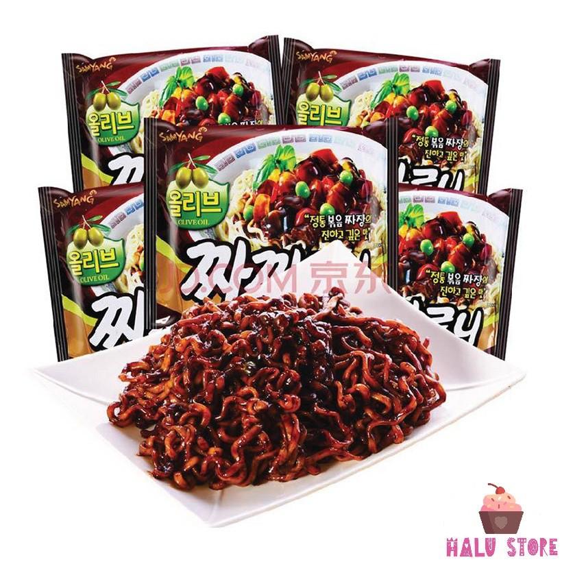 [SIÊU NGON] Mì tương đen Samyang Hàn Quốc gói 140gr