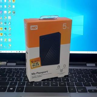 Ổ cứng di động Western Digital My Passport_balck 2Tb