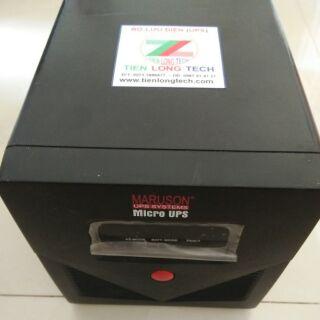 BỘ LƯU ĐIỆN (UPS) MARUSON MIC-1100AGMC (1100VA-600W) KHÔNG BÌNH