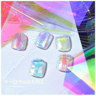 Giấy thủy tinh trang trí Nail - 5 20cm thumbnail