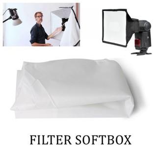 Vải tản sáng cho đèn Quay Phim + Chụp Ảnh, Filter Diffuser chuyên nghiệp