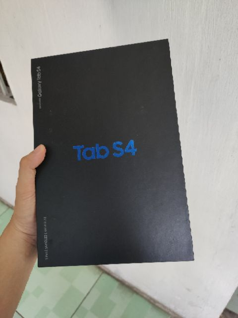 Galaxy Tab S4  Fullbox + Pen +Keyboard+ Bao da