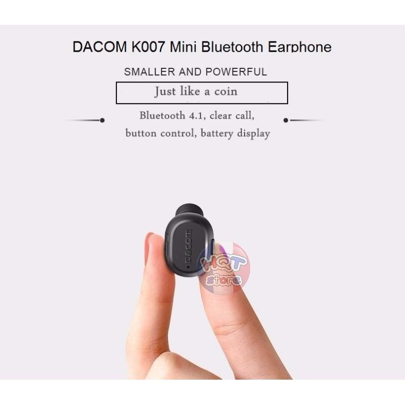 Tai nghe Bluetooth Dacom K007 - 2636614 , 361172507 , 322_361172507 , 280000 , Tai-nghe-Bluetooth-Dacom-K007-322_361172507 , shopee.vn , Tai nghe Bluetooth Dacom K007