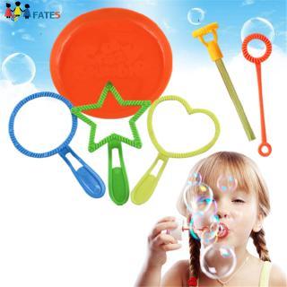 6 PCS/Set Children Colorful Cute Bubble Water Bottled Bubble Outdoor Game for Kids