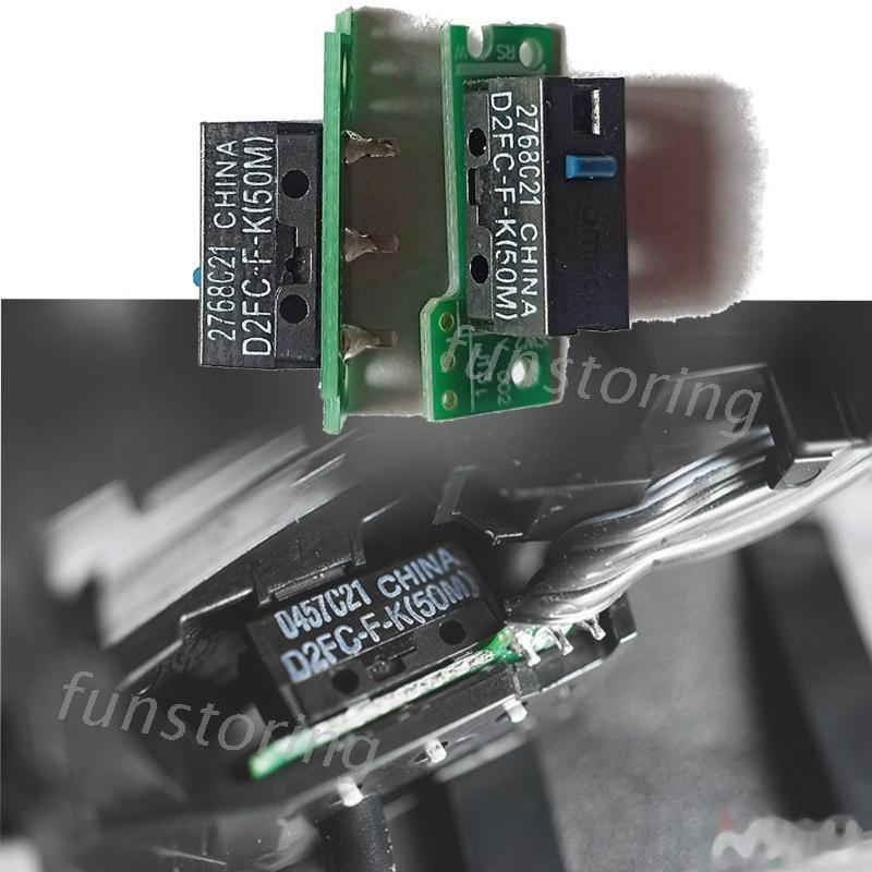 Bo Mạch Công Tắc Micro Chuột D2Fc-F-K (50M) Cho Logitech G703 G703