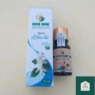 Tinh dầu hoa Nhài dầu hoa lài tinh dầu làm đẹp (lài) làm đẹp da, chăm sóc da 10ml tại Bình Dương - Gái Mường thumbnail