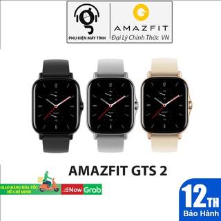 Đồng hồ thông minh Amazfit GTS 2 Có nghe gọi - Bảo hành chính hãng Việt Nam 12 Tháng