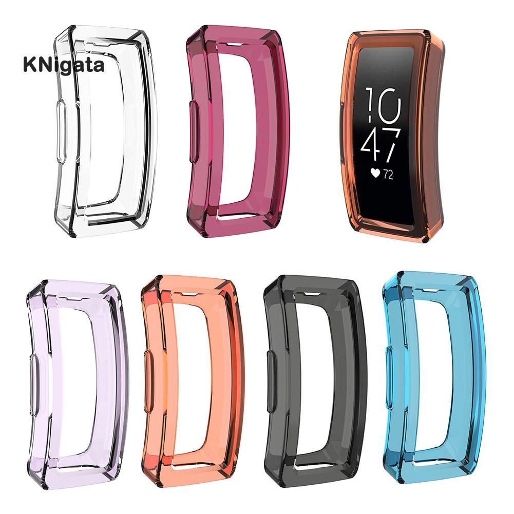 Vỏ bảo vệ chống trầy cao cấp cho đồng hồ thông minh Fitbit Inspire HR - 21768469 , 2662634097 , 322_2662634097 , 50000 , Vo-bao-ve-chong-tray-cao-cap-cho-dong-ho-thong-minh-Fitbit-Inspire-HR-322_2662634097 , shopee.vn , Vỏ bảo vệ chống trầy cao cấp cho đồng hồ thông minh Fitbit Inspire HR
