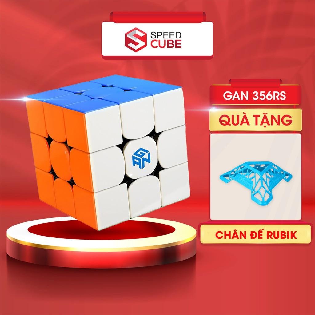 Rubik 3x3 Gan Siêu Phẩm Gan 356 RS, Rubik Gan 3x3 Chính Hãng