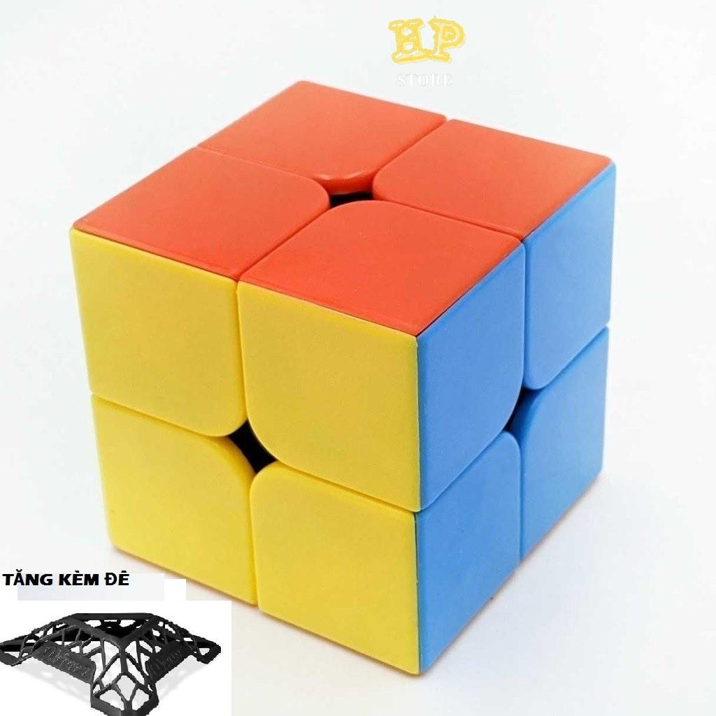 Cục Rubik 2×2 Moyu Meilong Xoay Trơn – Robik Xoay Nhanh Mượt