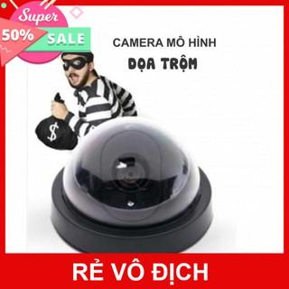 Camera Mô Hình Dọa Trộm – Có Đèn Báo