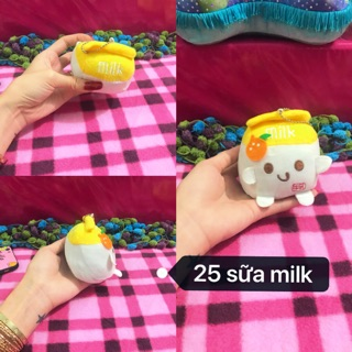 Hộp sữa milk nhồi bông 25k