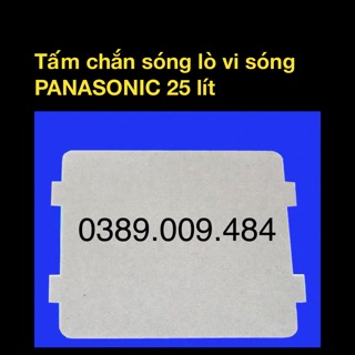 Tấm chắn sóng lò vi sóng Panasonic 25 lít thumbnail