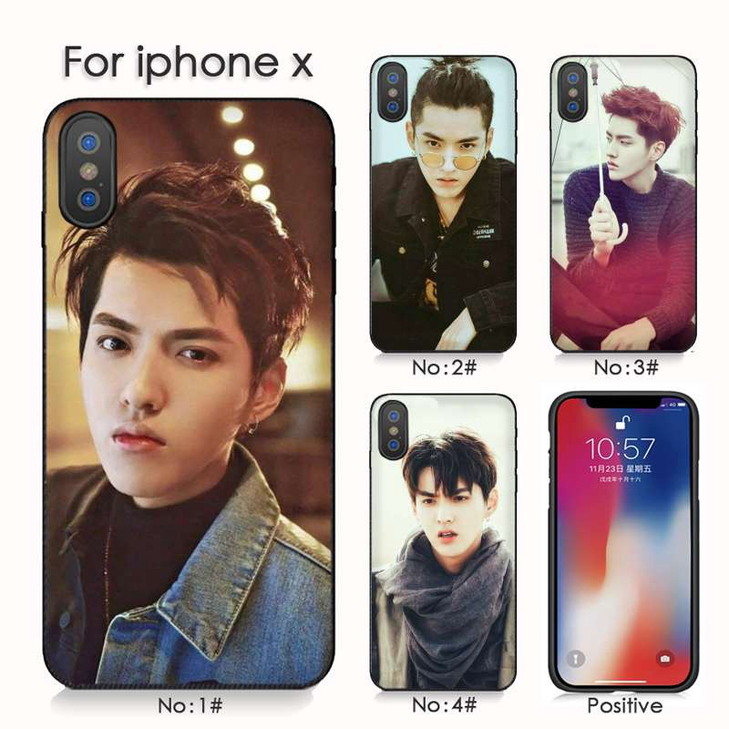 Warm sunshine singer Kris For iphone 6 8 X XS XR Xs Max Cell