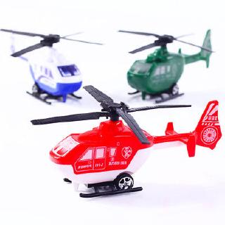 Children Colorful Helicopter model toys for kid Birthday Gift