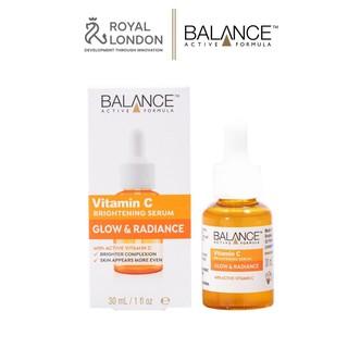 Hình ảnh [Mã FMCGMALL giảm 8% đơn từ 250K] Serum Trắng Da, Mờ Thâm Balance Active Formula Vitamin C Brightening 30ml-0