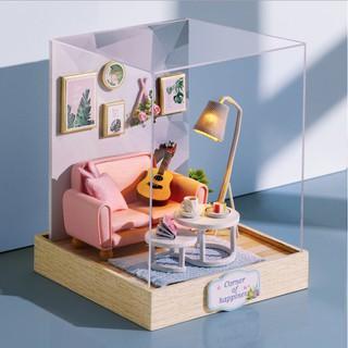 Mô hình lắp ghép nhà búp bê Afternoon Tea Time – bộ Corner of Happiness