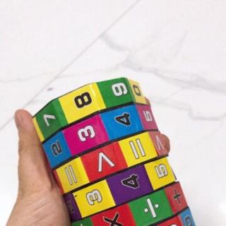 Trò chơi rubik Toán Học 6 Tầng