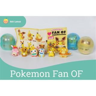 [ Lẻ ] Mô hình đồ chơi bửu bối thần kì tham gia fan club