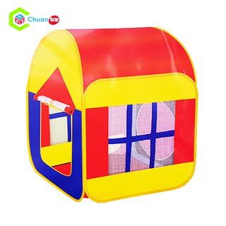 Lều nhà cho bé 1 ngăn ChuanToy DCA096