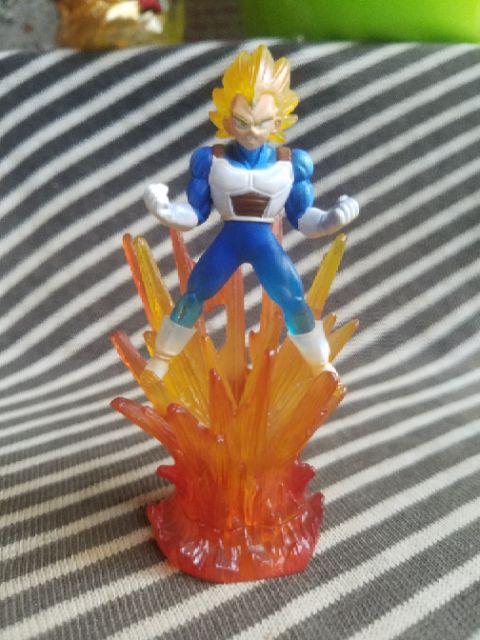 Mô hình Dragon Ball_Vegeta Ultimate Spark