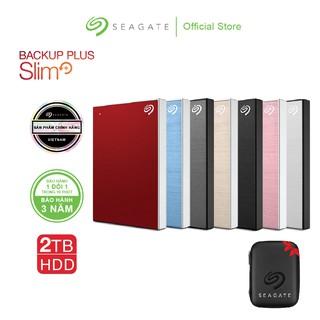 Ổ Cứng Di Động Seagate Backup Plus Slim 2TB_USB 3.0