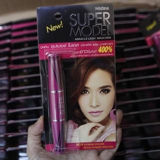 Mascara Mistine Super Model Miracle Lash Thái Lan. thumbnail