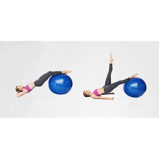 Bóng tập yoga 75 cm