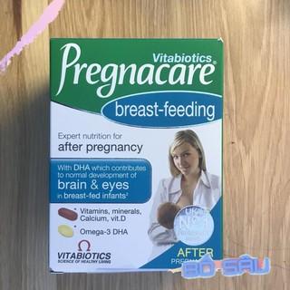 Vitamin BÚ ANH Pregnacare Breastfeeding Bổ Sung Dưỡng Chất Cho Sữa Mẹ [Date 02 2023] thumbnail