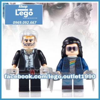Xếp hình Laura X-23 Logan X-men Lego Minifigures WM wm219