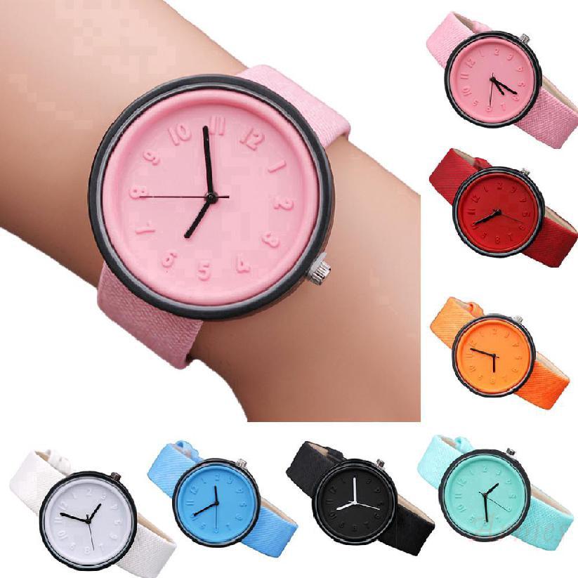 Đồng hồ điện tử kiểu dáng đơn giản thời trang phong cách Hàn Quốc cho nữ