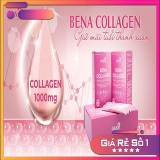 [FREESHIP] (Hàng Chính Hãng) Bena collagen hộp 30 gói ngăn ngừa lão hoá, nám - tàn nhang, giúp da căng bóng, mịn màng thumbnail