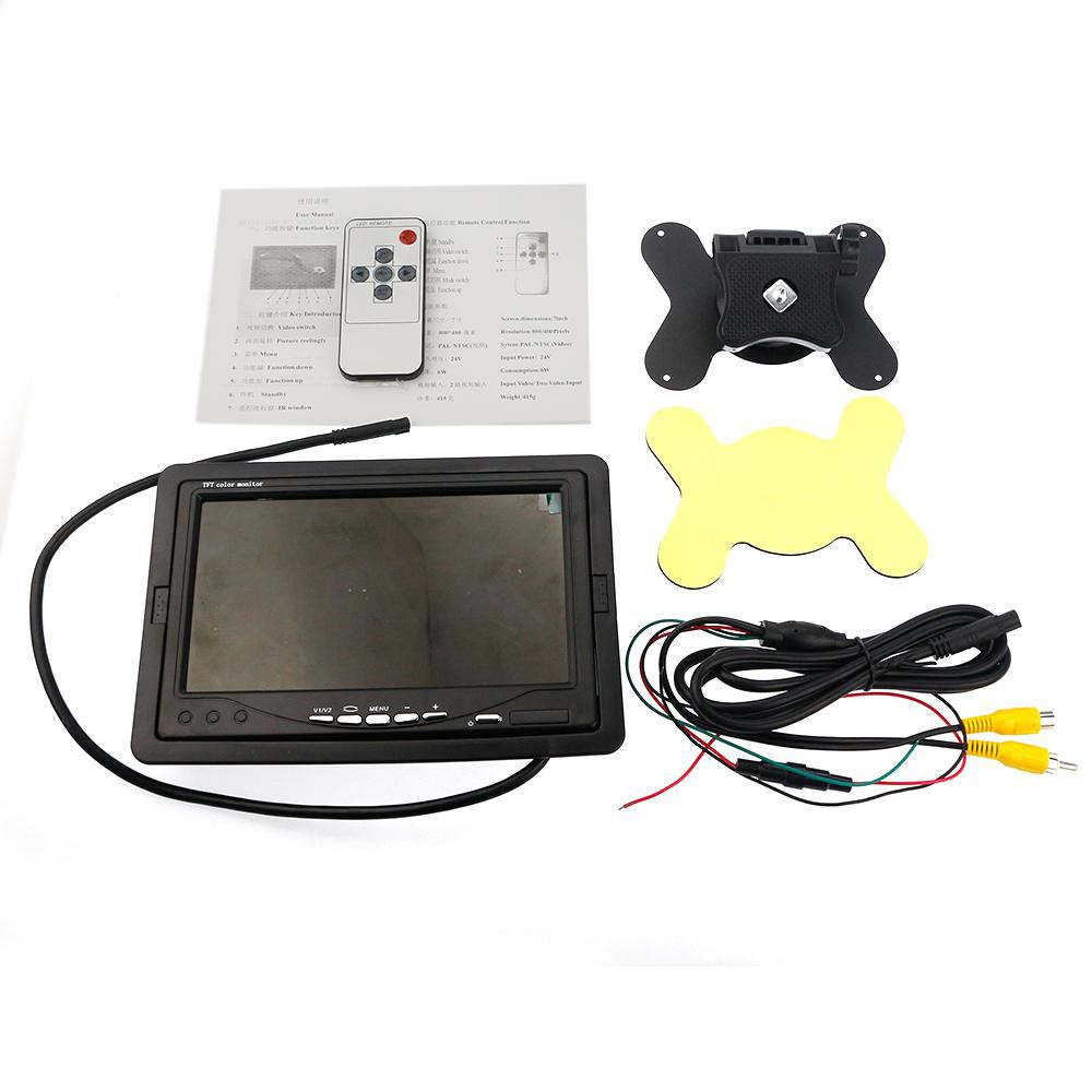 Màn Hình Camera LCD 7inch Cho Ô Tô