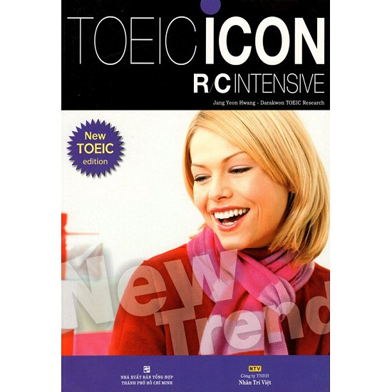 sách - TOEIC Icon - R/C Intensive