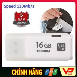 [Mã ELFLASH5 giảm 20K đơn 50K] USB Toshiba 16GB 32GB chính hãng