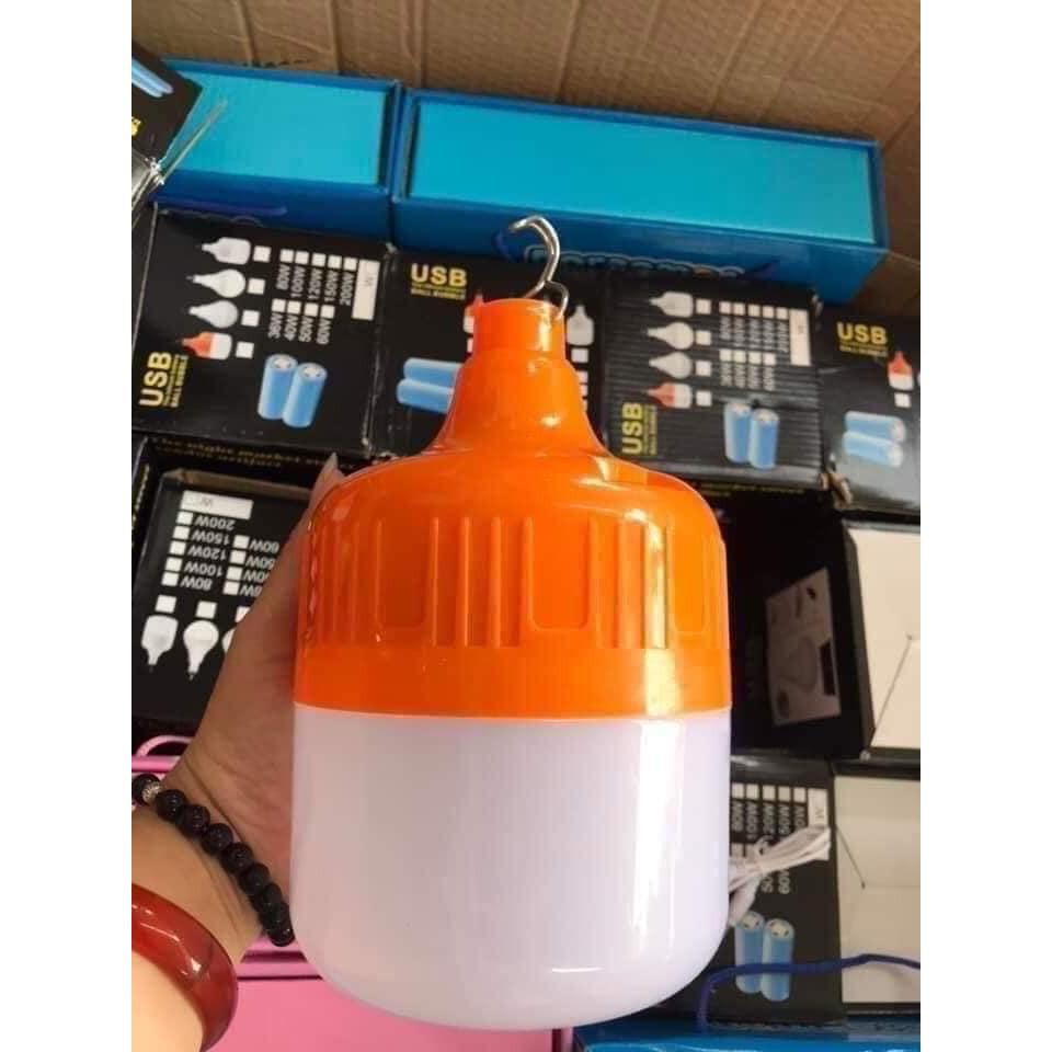 Bóng đèn tích điện thông minh 100W