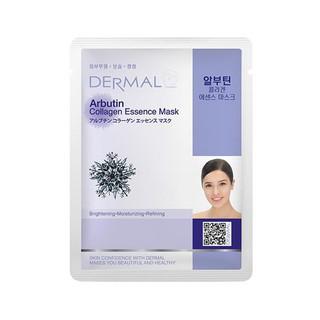 Mặt nạ Dermal dưỡng da tinh chất Arbutin Colagen 23g thumbnail