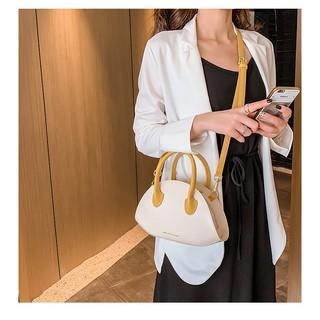 Túi xách nữ đeo chéo kiểu dáng mới 2021 hình bán nguyệt TX13 túi xách đeo vai