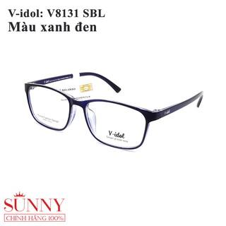 Gọng kính cận V-idol V8131 đa màu sắc (5 màu khác nhau), sp 100% chính hãng, bảo hành vĩnh viễn thumbnail